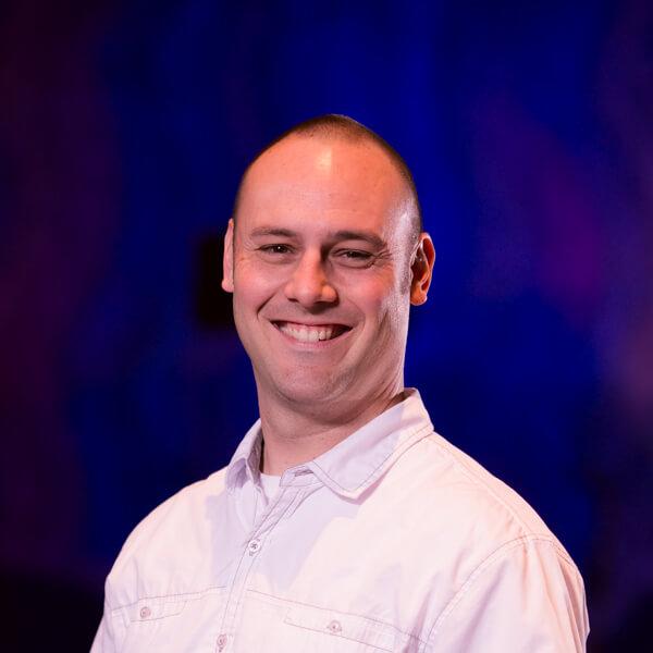 Brandon Morey : Lead Minister