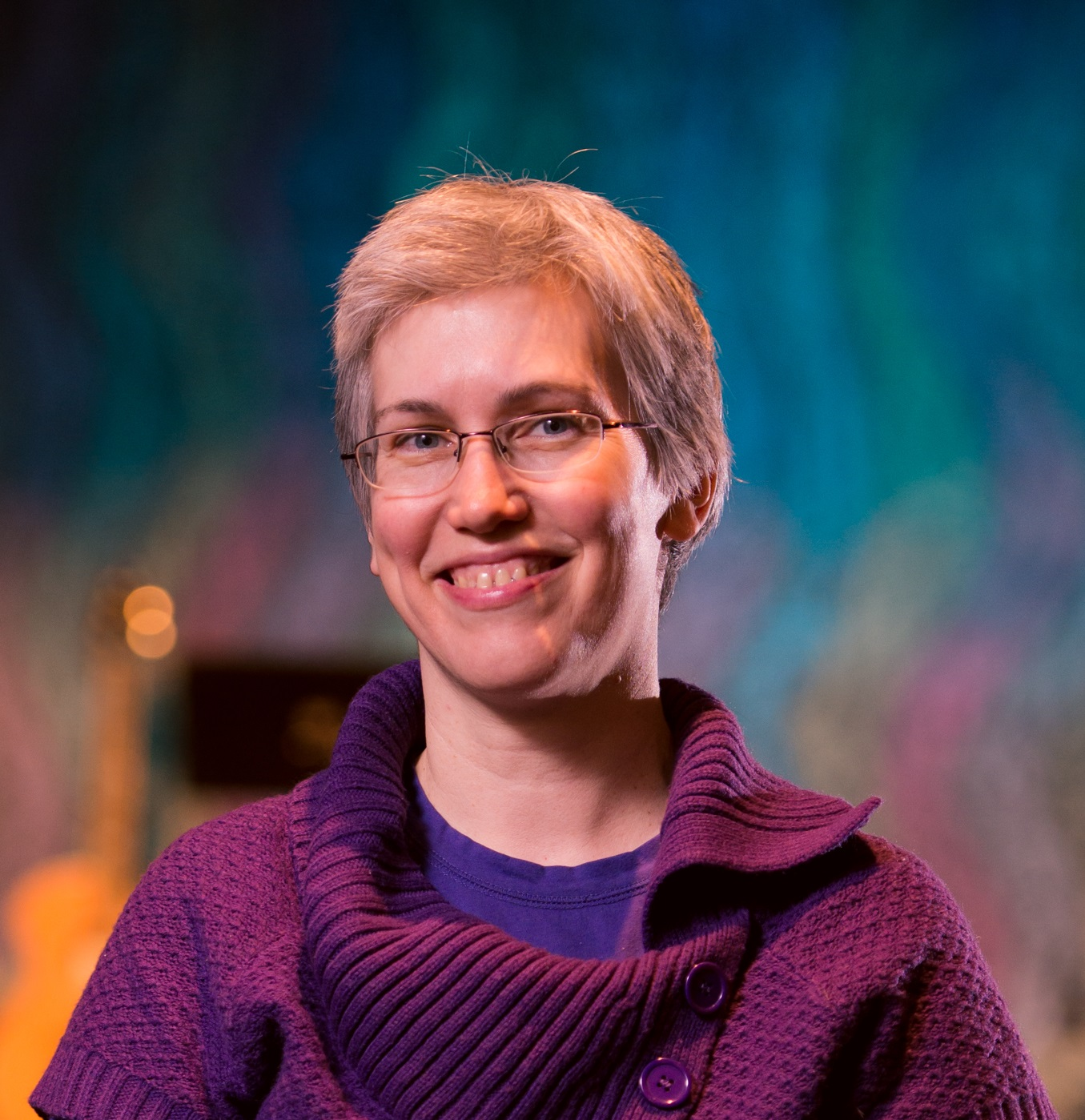 Jennifer Argeropoulos : Children's Ministry